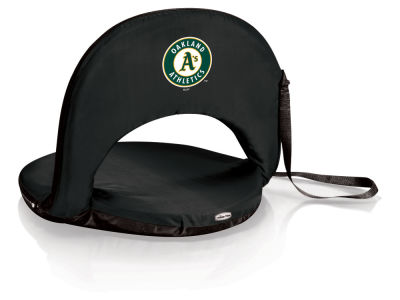 Oakland Athletics Picnic Time Oniva Portable Reclining Seat