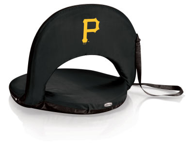 Pittsburgh Pirates Picnic Time Oniva Portable Reclining Seat