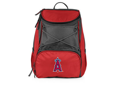 Los Angeles Angels Picnic Time PTX Backpack Cooler