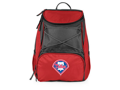 Philadelphia Phillies Picnic Time PTX Backpack Cooler