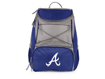 Atlanta Braves Picnic Time PTX Backpack Cooler