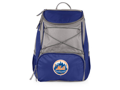 New York Mets Picnic Time PTX Backpack Cooler