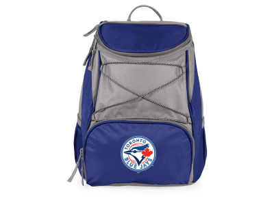 Toronto Blue Jays Picnic Time PTX Backpack Cooler