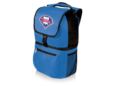 Philadelphia Phillies Picnic Time Zuma Cooler Backpack