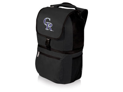 Colorado Rockies Picnic Time Zuma Cooler Backpack