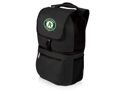 Oakland Athletics Picnic Time Zuma Cooler Backpack