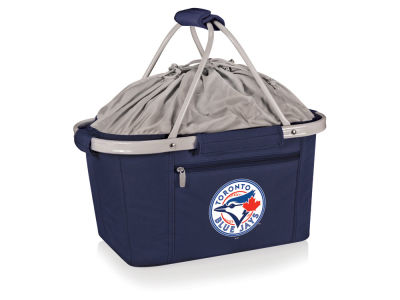 Toronto Blue Jays Picnic Time Metro Basket Collapsible Cooler Tote