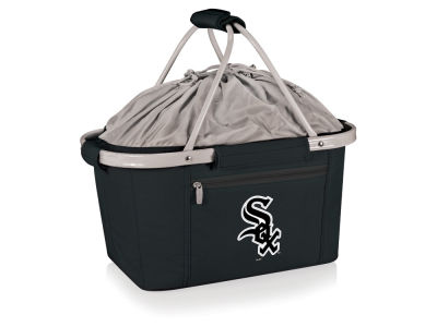 Chicago White Sox Picnic Time Metro Basket Collapsible Cooler Tote