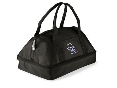 Colorado Rockies Picnic Time MLB Potluck Casserole Tote