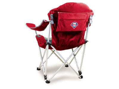 Philadelphia Phillies Picnic Time Reclining Camp Chair