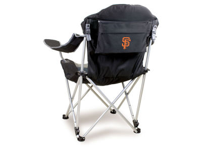 San Francisco Giants Picnic Time Reclining Camp Chair
