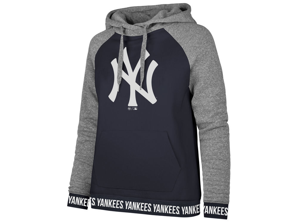 New York Yankees  47 MLB Women s Encore Revolve Hoodie  0330bde73