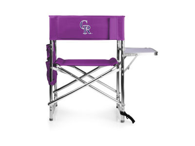 Colorado Rockies Picnic Time Sports Chair