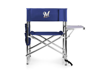 Milwaukee Brewers Picnic Time Sports Chair