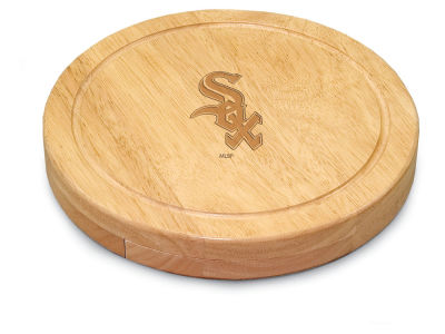 Chicago White Sox Picnic Time Circo Cheese Board & Tools Set
