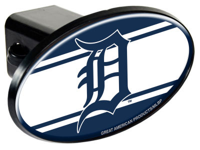 Detroit Tigers Great American Hitch Receiver