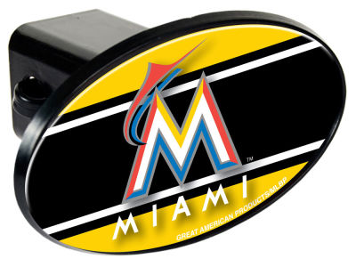 Miami Marlins Great American Hitch Receiver