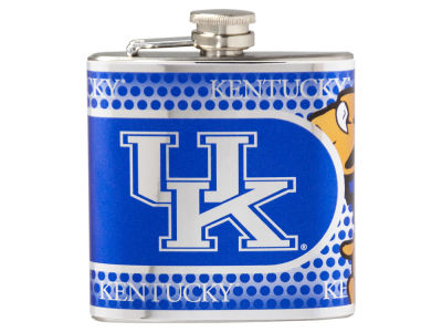 Kentucky Wildcats Great American 6oz Hip Flask