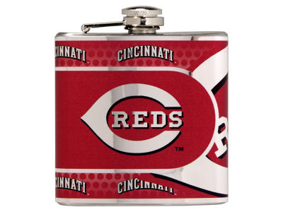 Cincinnati Reds Great American 6oz Hip Flask