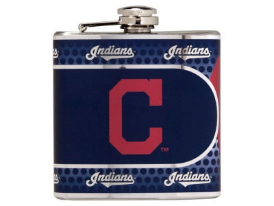 Cleveland Indians Great American 6oz Hip Flask