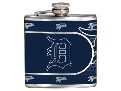 Detroit Tigers Great American 6oz Hip Flask