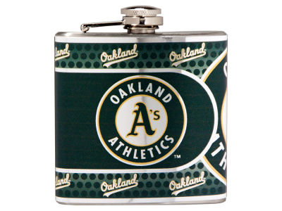 Oakland Athletics Great American 6oz Hip Flask