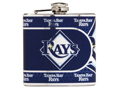Tampa Bay Rays Great American 6oz Hip Flask