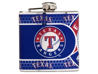 Texas Rangers Great American 6oz Hip Flask
