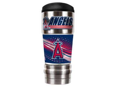 Los Angeles Angels Great American The MVP 18oz Vacuum Insulated Travel Tumbler