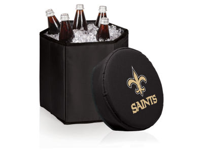 New Orleans Saints Picnic Time 12 Quart Bongo Cooler & Seat