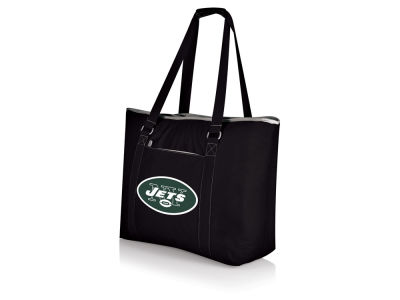 New York Jets Picnic Time NFL Tahoe XL Cooler Tote Bag