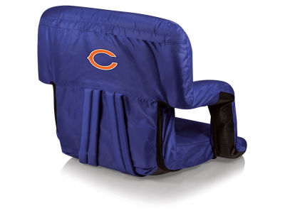 Chicago Bears Picnic Time Ventura Portable Reclining Stadium Seat
