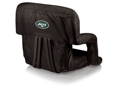 New York Jets Picnic Time Ventura Portable Reclining Stadium Seat