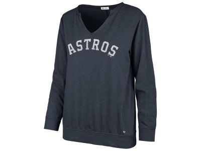 a104deeaf Houston Astros  47 MLB Women s Gamma Long Sleeve T-Shirt