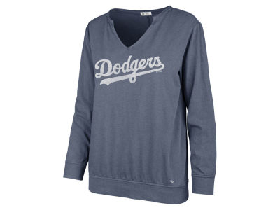 Los Angeles Dodgers  47 MLB Women s Gamma Long Sleeve T-Shirt 642228139e4