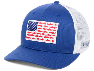 658ea01d358 Columbia Stretch Fitted Hats   Caps