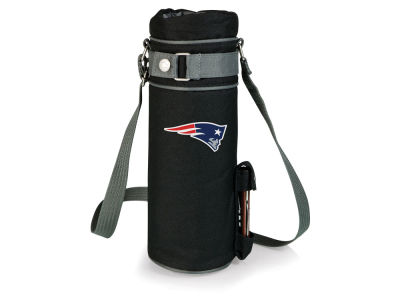 New England Patriots Picnic Time NFL Wine Sack Beverage Tote