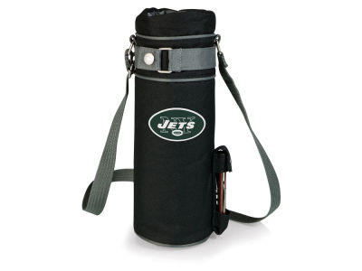 New York Jets Picnic Time NFL Wine Sack Beverage Tote