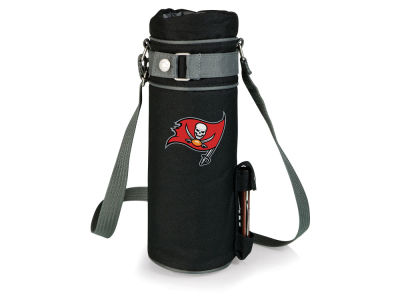 Tampa Bay Buccaneers Picnic Time NFL Wine Sack Beverage Tote
