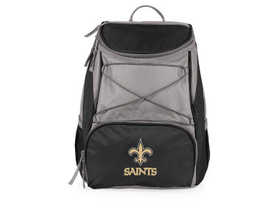 New Orleans Saints Picnic Time PTX Backpack Cooler