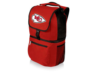 Kansas City Chiefs Picnic Time Zuma Cooler Backpack