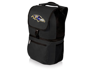 Baltimore Ravens Picnic Time Zuma Cooler Backpack