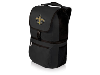 New Orleans Saints Picnic Time Zuma Cooler Backpack