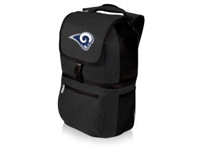 Los Angeles Rams Picnic Time Zuma Cooler Backpack