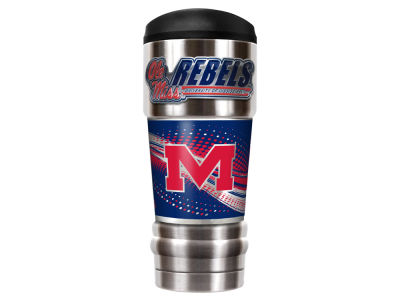 Ole Miss Rebels Great American The MVP 18oz Vacuum Insulated Travel Tumbler
