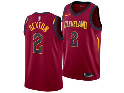Cleveland Cavaliers Collin Sexton Nike NBA Youth Icon Swingman Jersey