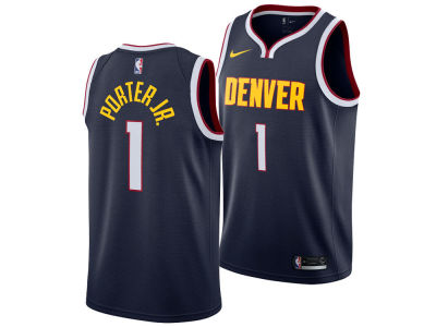 Denver Nuggets Michael Porter Jr. Nike NBA Youth Icon Swingman Jersey