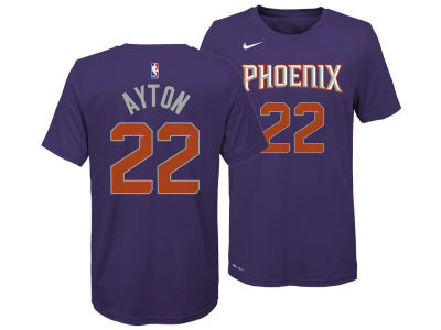 Phoenix Suns Deandre Ayton Nike NBA Youth Icon Name and Number T-Shirt