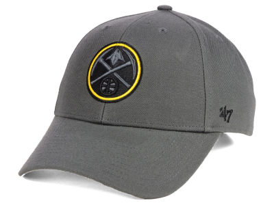 Denver Nuggets '47 NBA Charcoal Pop MVP Cap