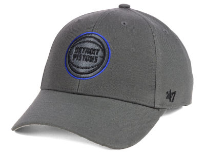 Detroit Pistons '47 NBA Charcoal Pop MVP Cap